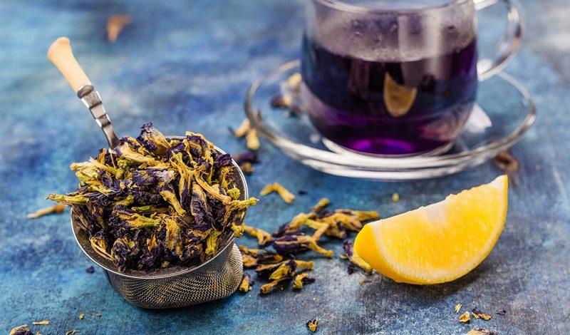 5 Tác dụng của hoa đậu biếc khô cho sức khỏe, sắc đẹp & giảm cân