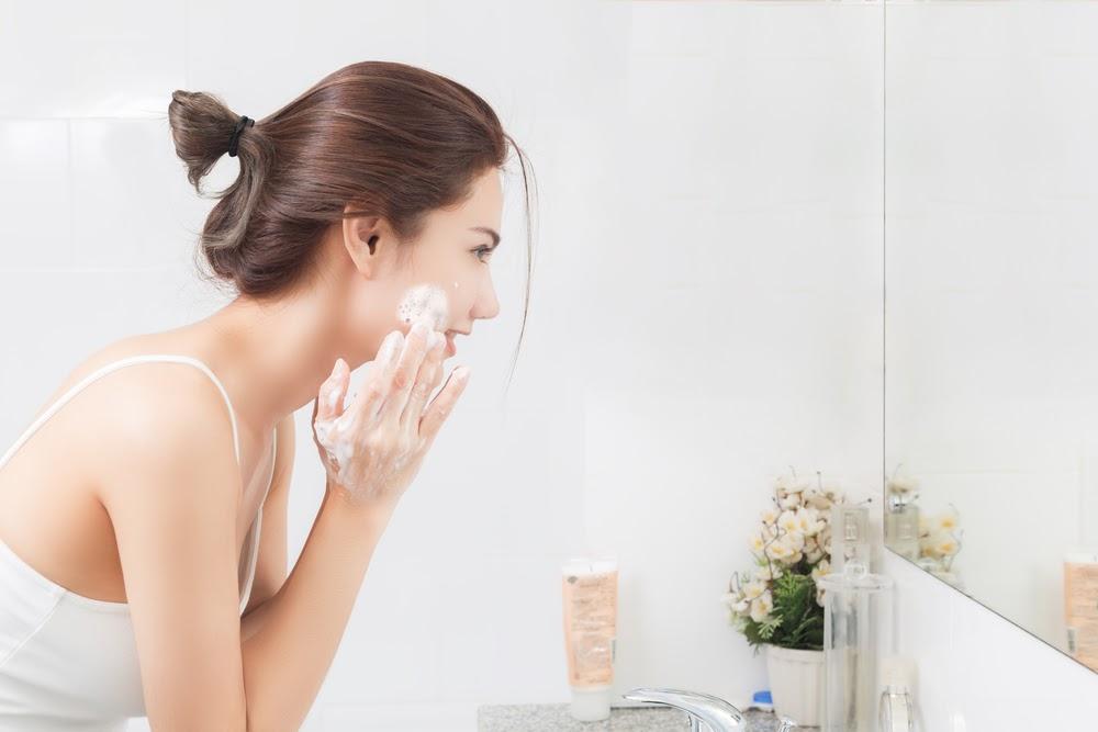 lưu ý khi massage mặt