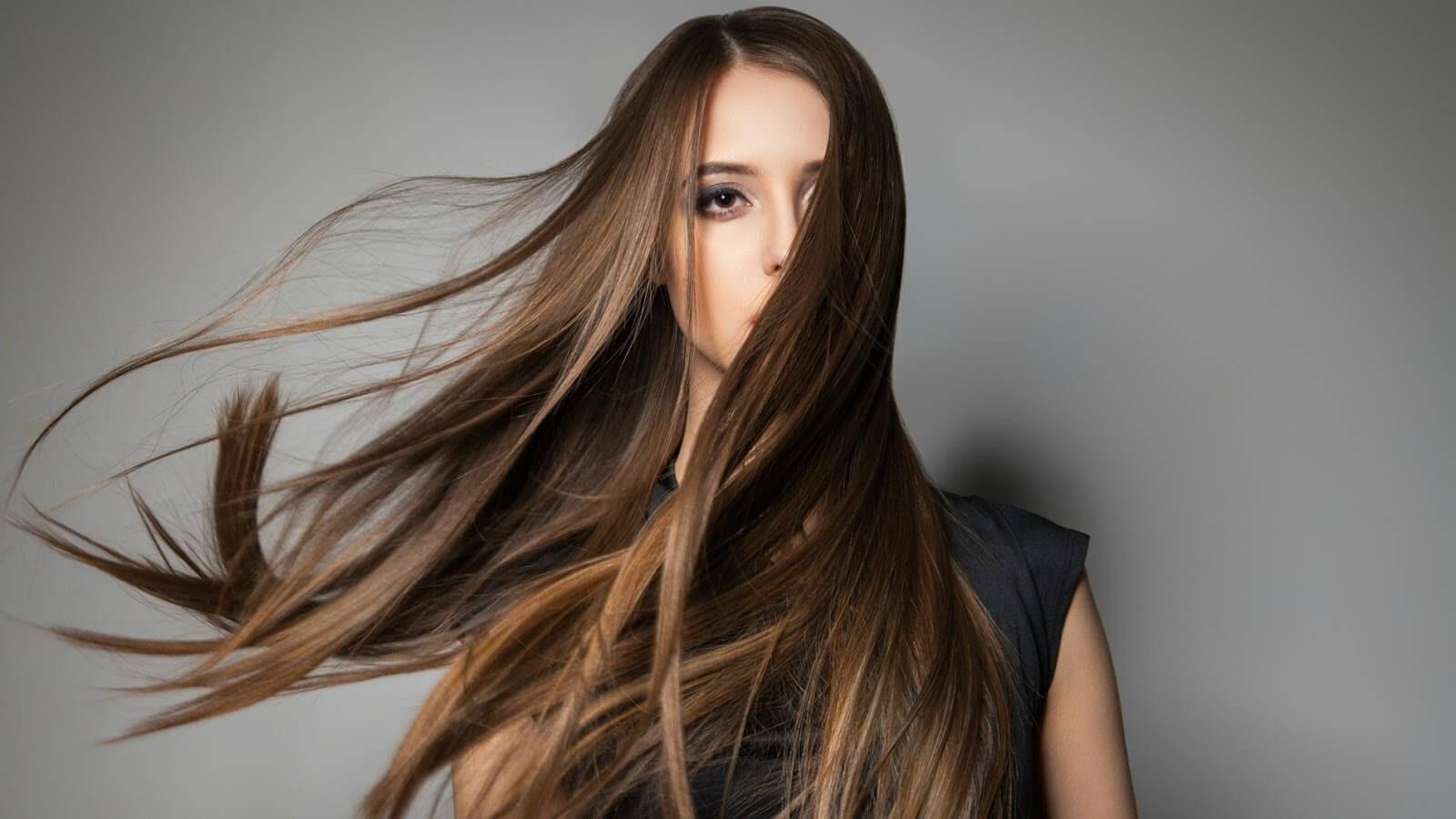mẹo phục hồi tóc hư tổn
