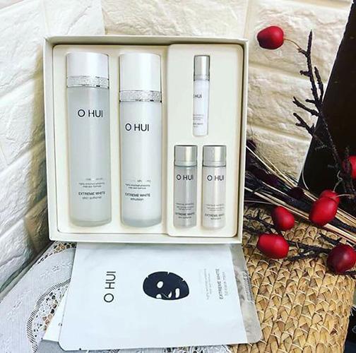 mỹ phẩm Hàn Quốc Ohui Extreme White