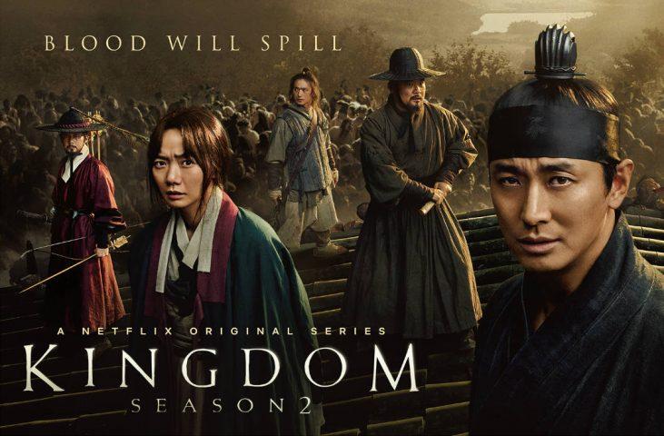 Phim cố trang Hàn Quốc kinh dị hay - Kingdom