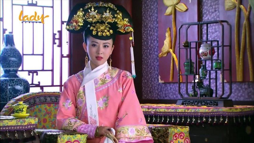 Phim cung đấu Trung Quốc - Tuyệt sắc khuynh thành