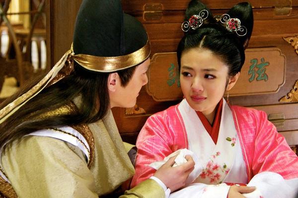 Phim Trung Quốc đấu đá hậu cung - Quyền lực Vương Phi