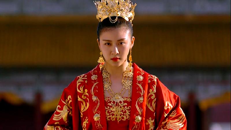 Phim Hàn Quốc cổ trang hay nhất - Hoàng hậu Ki