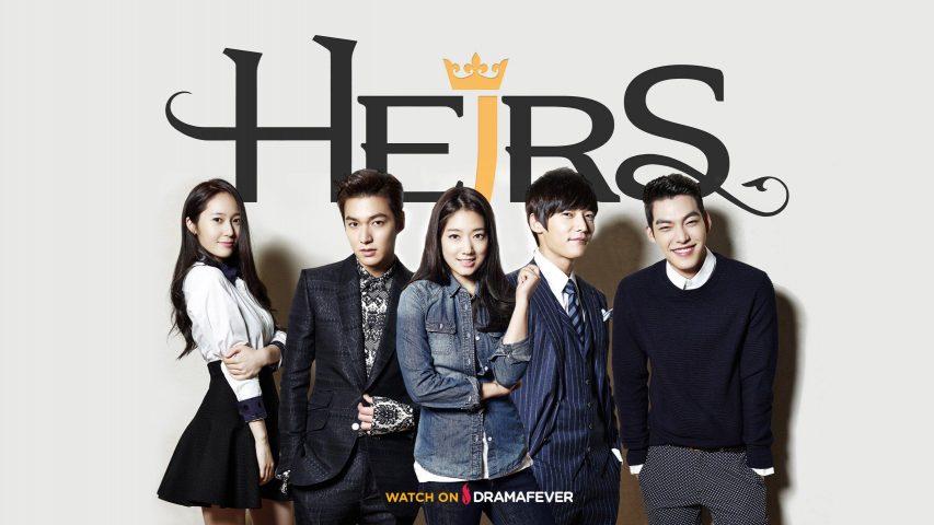 Phim Hàn Quốc hay nhất về học đường - Người thừa kế