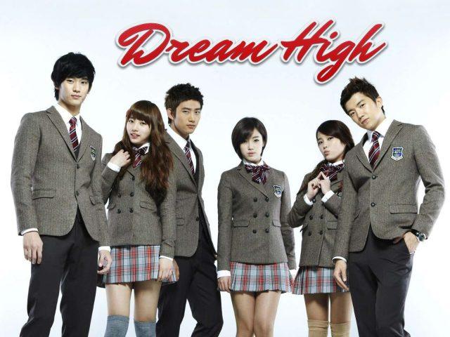 Phim Hàn Quốc hay nhất - Dream high