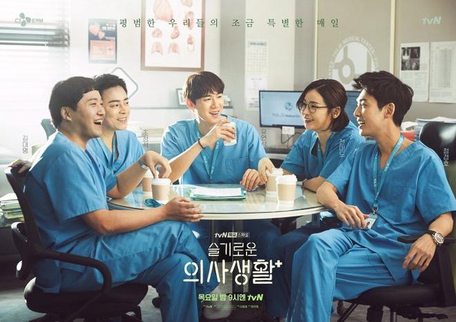 Phim về bác sĩ của Hàn Quốc mới nhất - Hospital Playlist