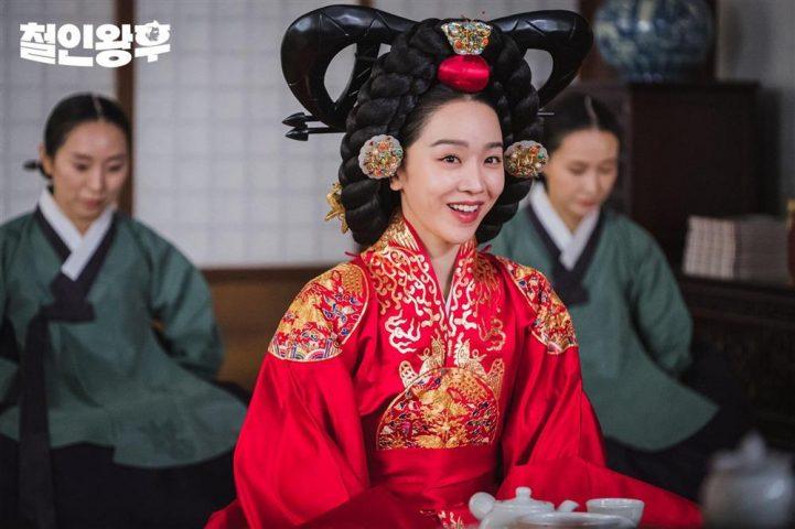 Phim cổ trang Hàn Quốc mới nhất - Mr Queen (Chàng Hậu)