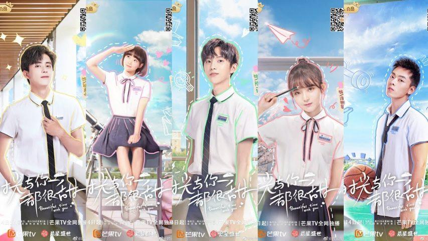 Phim học đường Trung Quốc hay - Thời gian và em đều thật ngọt ngào