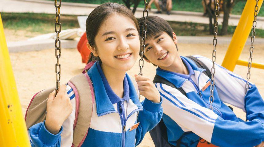 Phim học đường Trung Quốc hay - Xin chào, ngày xưa ấy