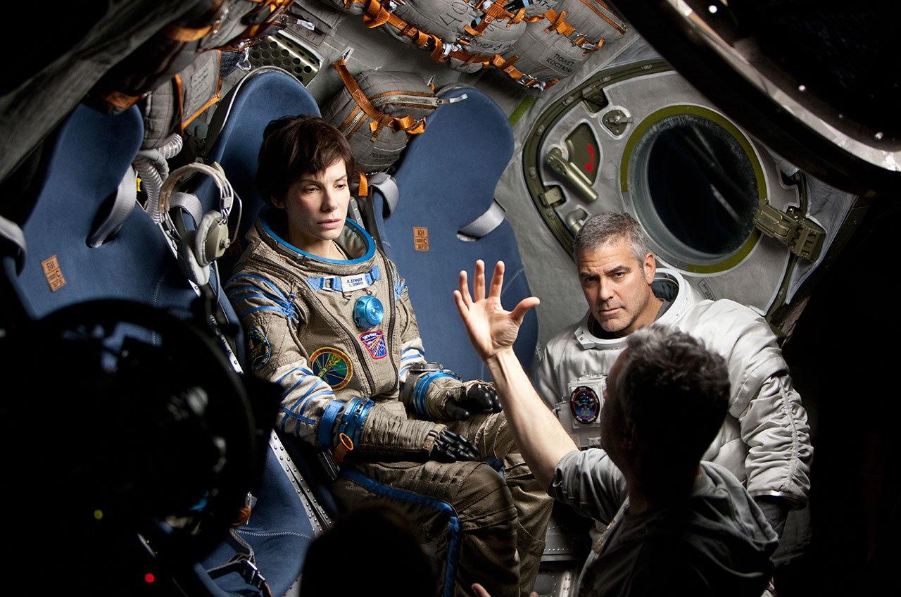 Phim khoa học viễn tưởng về vũ trụ Gravity