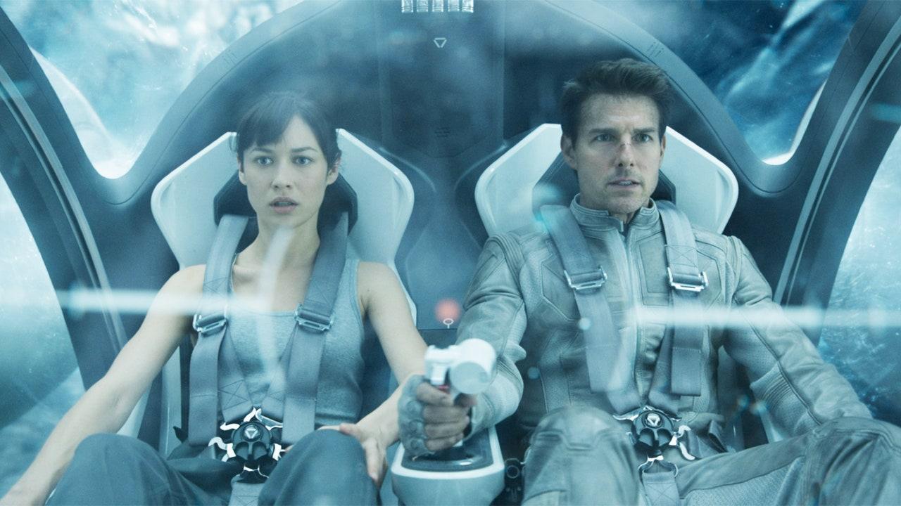 Phim về ngày tận thế - Oblivion