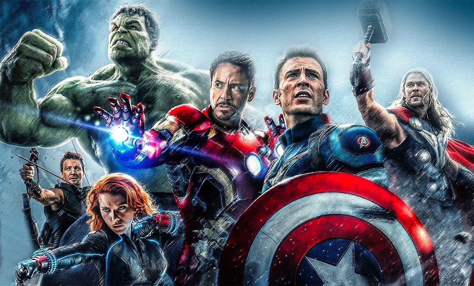 The Avengers - Biệt đội siêu anh hùng