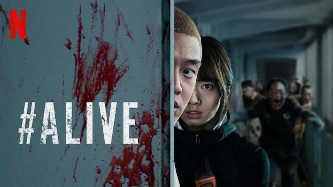 Phim lẻ Hàn Quốc hay nhất - Tôi còn sống - Alive