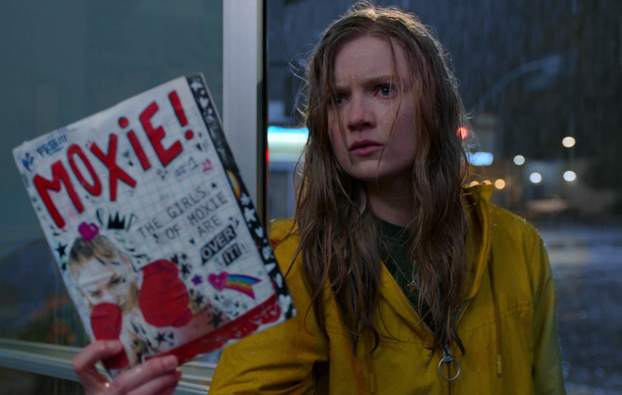 Phim lẻ mỹ hay trên Netflix, Nữ Giới Mạnh Mẽ - Moxie