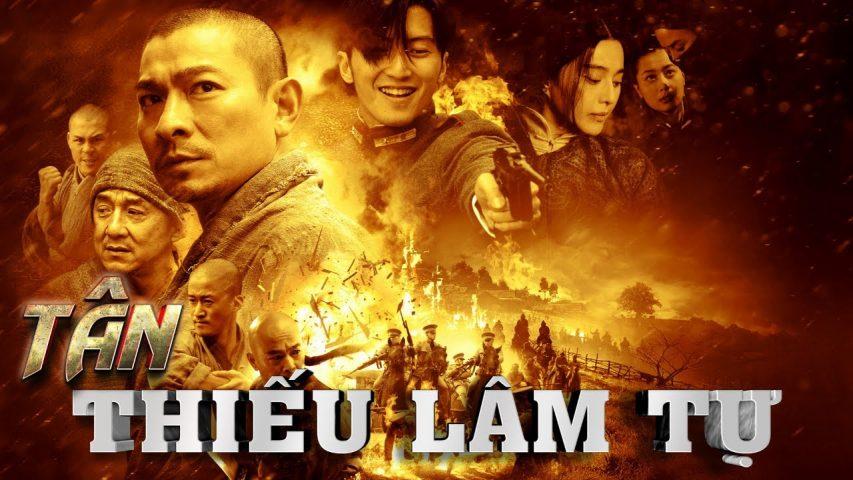 Phim lẻ Trung Quốc - Tân thiếu lâm tự - Shaolin