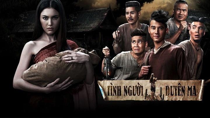 Phim ma Thái Lan - Tình người duyên ma