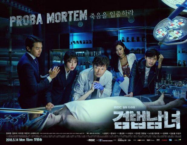 Phim tâm lý Hàn Quốc điều tra phán án - Investi