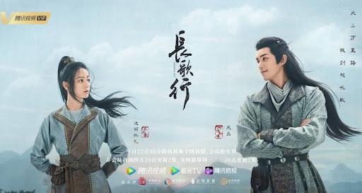Phim Trung Quốc hay nhất - Trường Ca Hành - The Long Ballad 2021