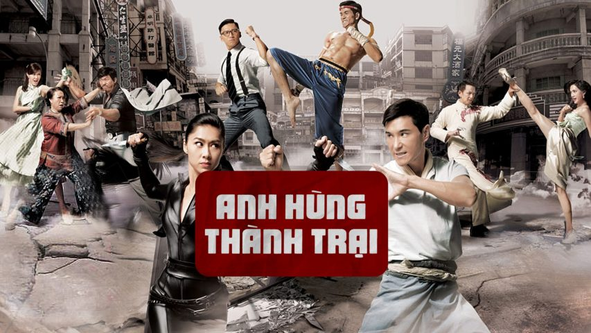 Phim Trung Quốc hay nhất - Anh Hùng Thành Trại