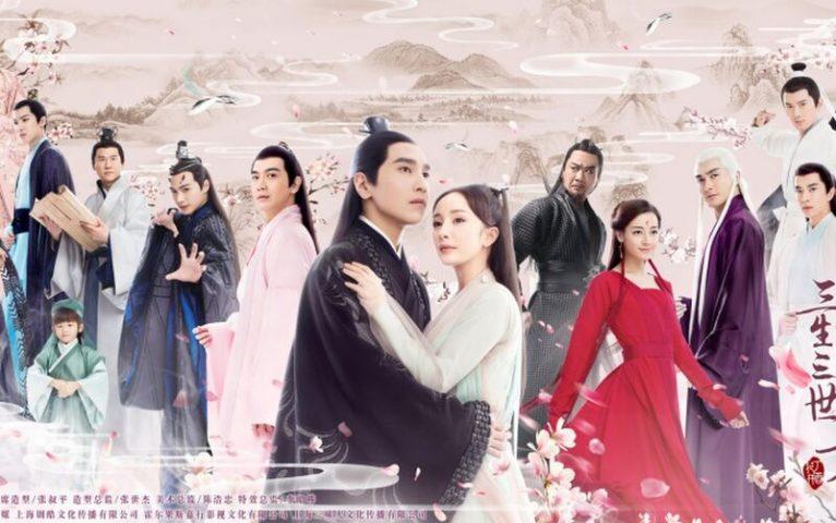 Phim Trung Quốc hay nhất - Tam Sinh Tam Thế Thập Lý Đào Hoa - Eternal Love