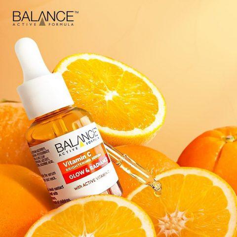 serum trị mụn cho da nhạy cảm Vitamin C Balance