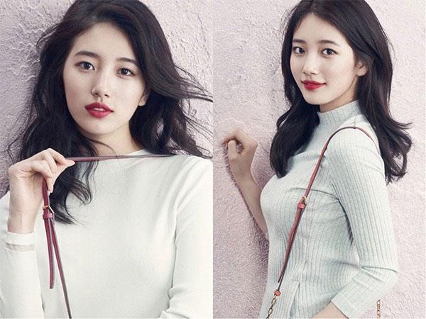 tóc layer Hàn Quốc xoăn nhẹ đẹp thanh lịch