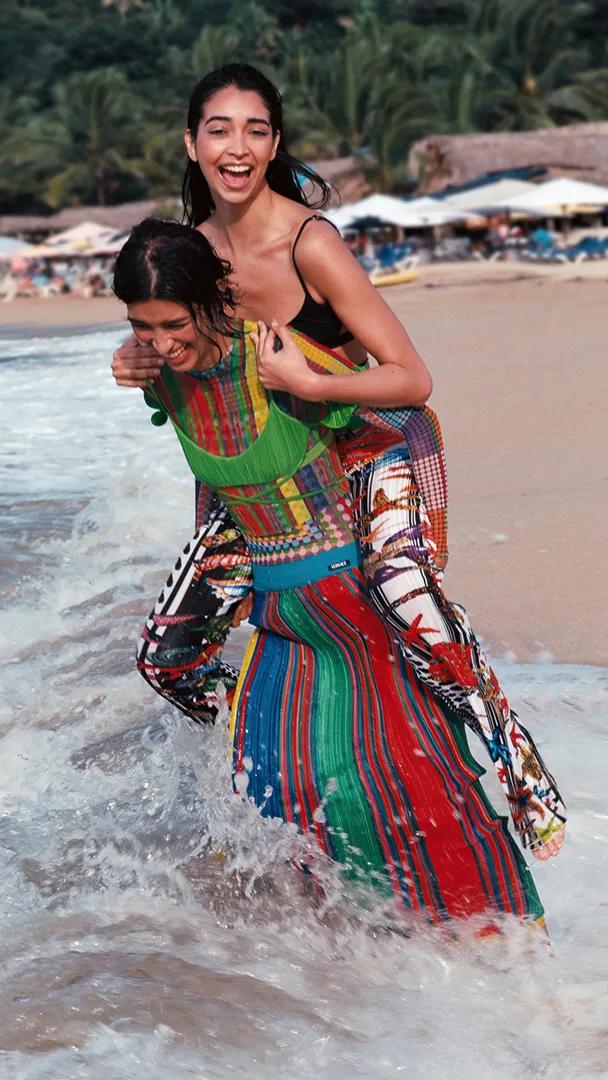 xu hướng thời trang xuân hè