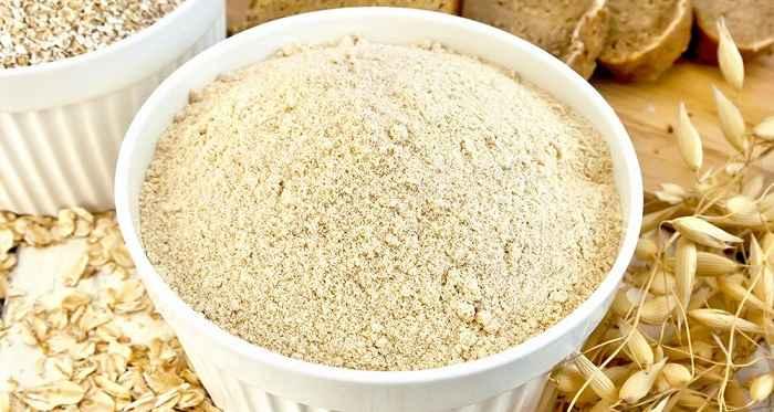 Cách làm kem dưỡng từ bột yến mạch