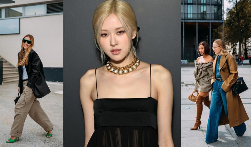 Paris Fashion Week: Thời trang Street style đến Front Row có gì đặc biệt? Đại diện BlackPink chiếm sóng MXH